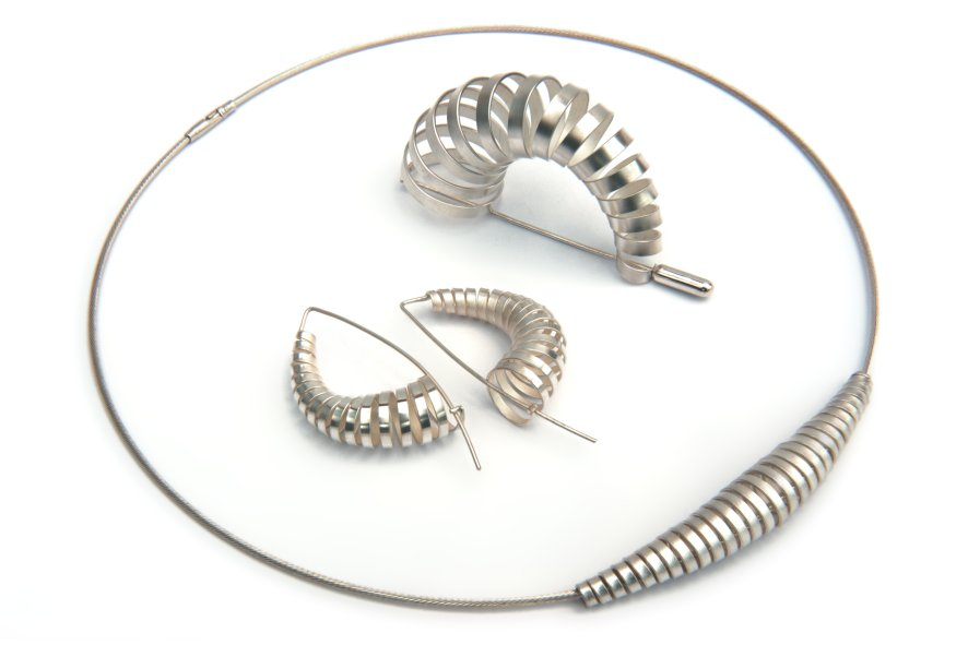  Spiral Collection by Daniela Dobesova - Fine Spiral Set